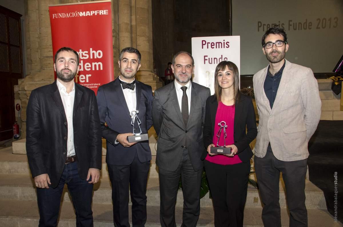 Gala Entrega Premis Funde 2013