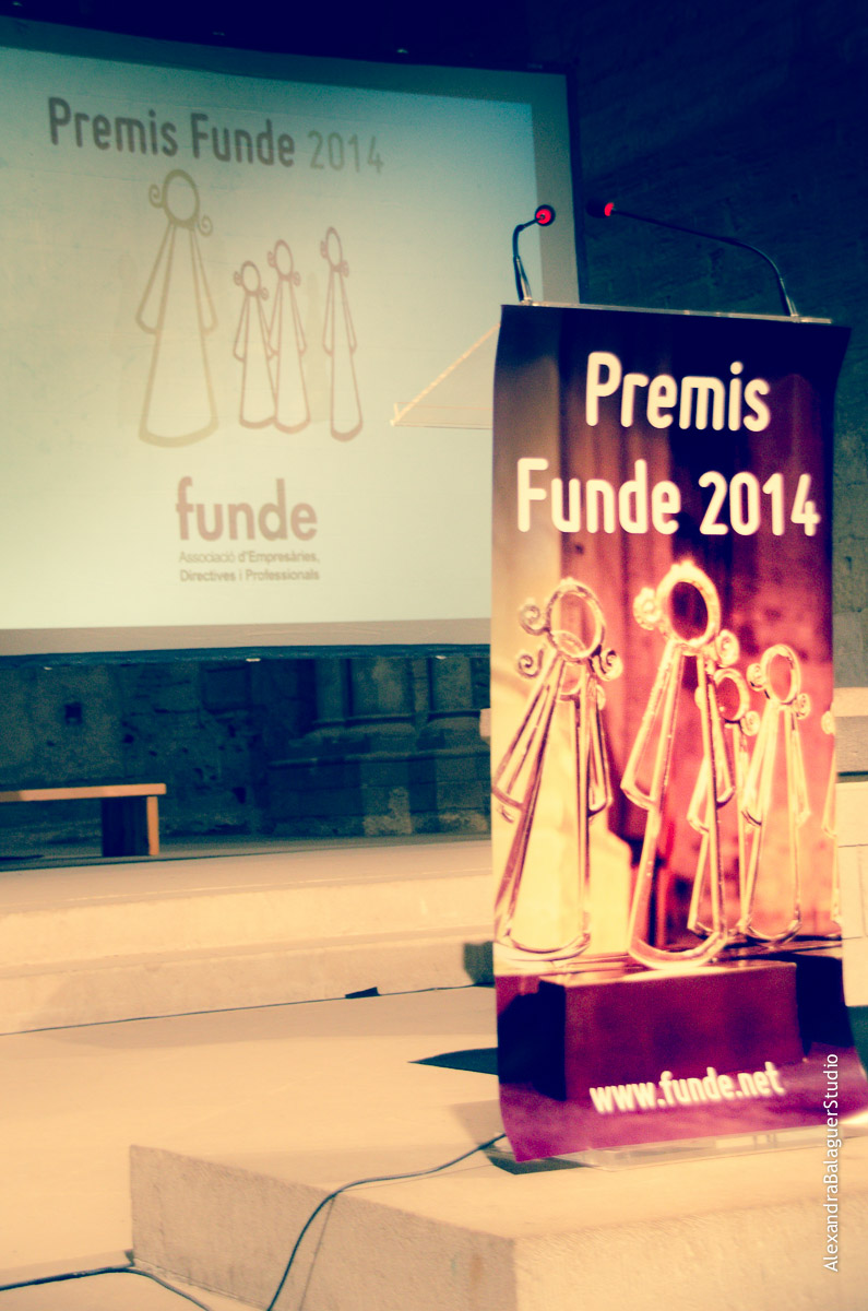 Gala Premis Funde 2014