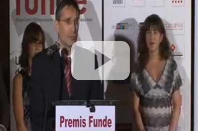 Vídeo Premis Funde 2009