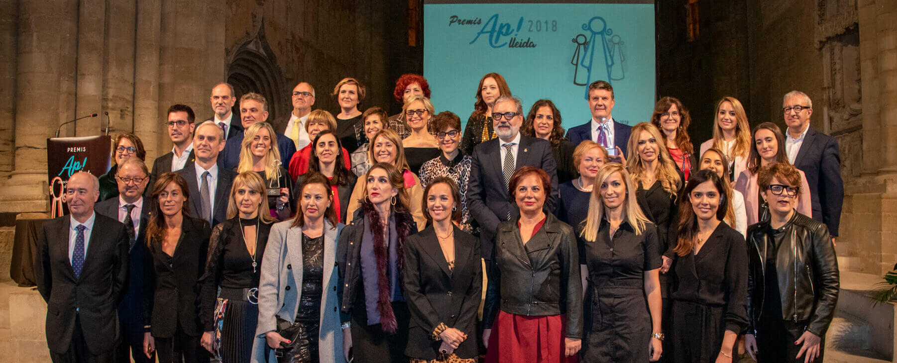 Premis Ap! Lleida Gala 2018