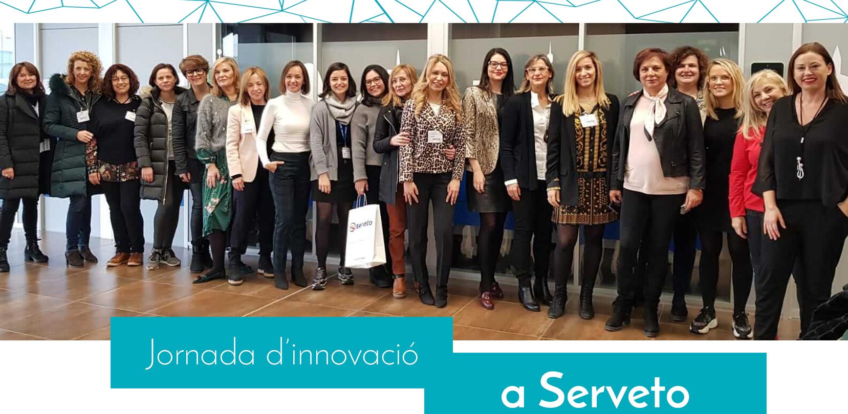 Ap! Lleida Jornada d'innovació a Serveto