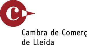 Logo cambra comerç Lleida