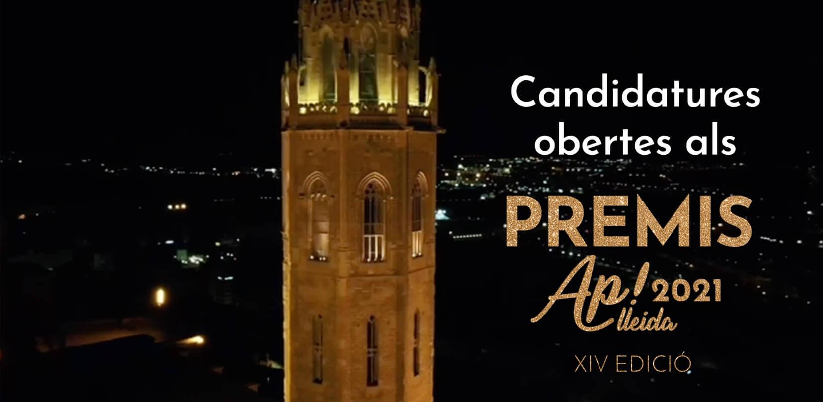 Premis!Ap - Edició XIV - 2021
